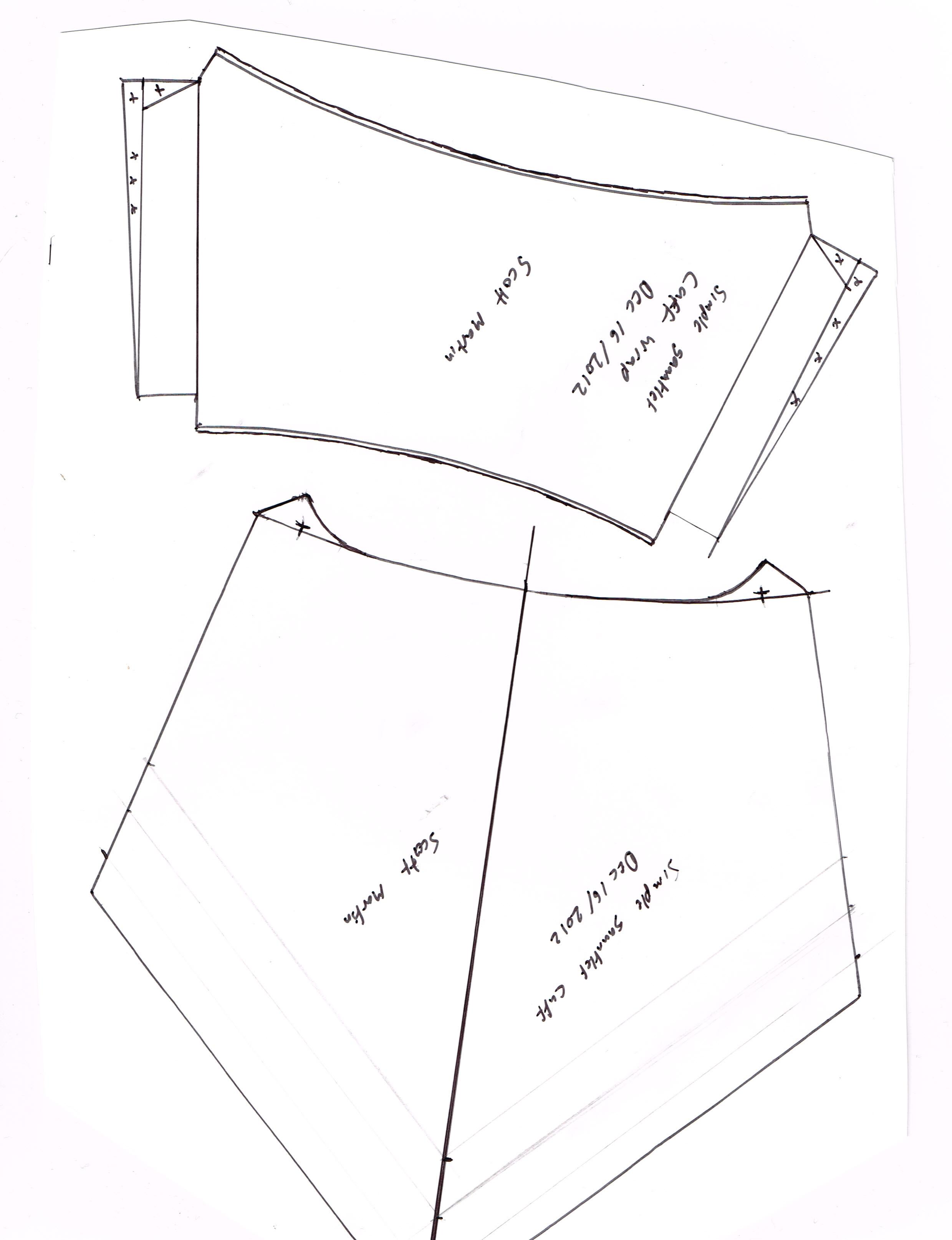 1480 Gothic Gauntlet Pattern | Borealis Steel